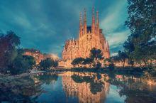 巴塞罗那的教堂
