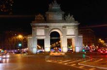 西班牙的一座凯旋门