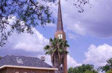 南非小镇上的教堂(belabela town)