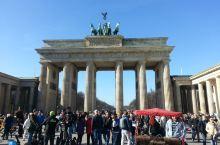 安静的德国首都柏林