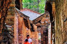 中原石头城,深山小迷宫,河南最美村落