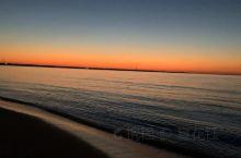 鲅鱼圈的日落