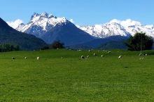 美丽新西兰南岛