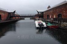 北海道函馆,漂亮的小城,象江南水乡。
