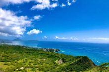 美丽的夏威夷风光