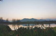 西昌邛海的湿地公园