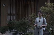 宁波国风民宿是和景色超搭的旗袍Gir