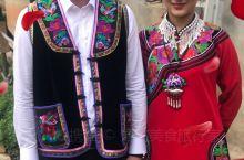 头一回参加彝族村寨婚礼是怎样的体验!