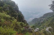 庐山的风景挺好的,有山有水,在庐山还召开过重要的会议,很有名。