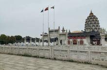 宝林寺外观