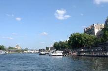 塞纳河畔,巴黎岸