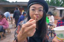 云南普洱 终于吃到了当地人家的杀猪饭
