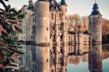 比利时的私人城堡