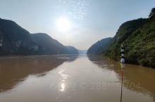 西陵峡河流