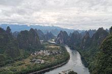桂林山水甲天下,阳朔山水甲桂林。