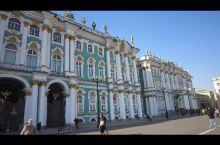 4月26日(之二)。冬宫除了建筑装饰精美、气势非凡之外。藏品也丰富多彩、不计其数。大开眼界。镇馆之宝