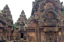 女王宫·暹粒·柬埔寨