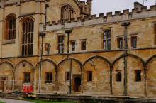 牛津基督教堂学院