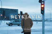 漫步冰岛首都街头 邂逅不期而至的大雪