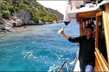 乘船游海岛
