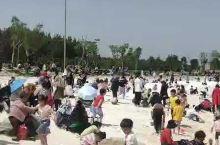 风雨终将过去同舟战天胜地!长垣王家潭公园