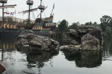 上海迪士尼乐园探险岛 景色迷人
