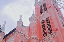 越南旅游 | 藏在胡志明的粉红教堂