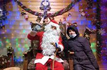 """中国北极""""圣诞村""""来自芬兰的圣诞老人"""