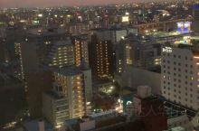 在名古屋,遇见夕阳