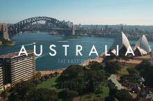 澳大利亚电影感旅拍|探索东海岸
