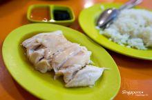 新加坡|Local最爱的海南鸡饭