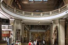 埃及国家博物馆是当今世界闻名的大型博物馆之一,藏有埃及考古发现最精华的部分,也是世界上最著名、规模最
