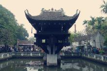 【越南】出水莲花——独柱寺