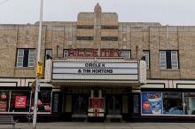 老电影院遗址