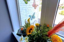 🇳🇱归隐家园、插花悦己-人生为自己购置的第一束鲜花💐 @home-arrange flowers t