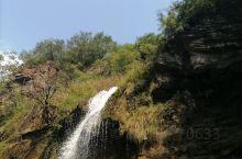 云台山风景区在河南省焦作市,这里风景如画。美不胜收。