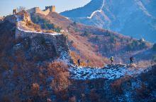 浮图峪长城穿越