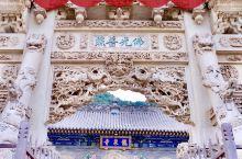 五台山|有亮点的龙泉寺