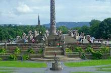 世界上最大的雕塑群—挪威维格郎雕塑公园