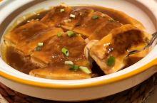 别看是普普通通的酿豆腐,确是惠州市非遗哟