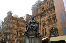 悉尼最豪华的金牌购物中心维多利亚女王大厦