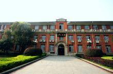 """湖南大学早期建筑群,是第七批""""国保""""单位。 历史就在那里,校史也在那里。即便不从岳麓书院计起,也无论"""