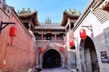 张壁古堡,孔雀蓝釉琉璃碑