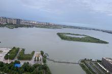 东氿湖心岛