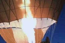 想再看一次热气球升起