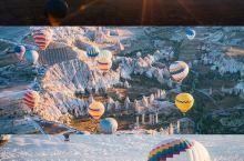 土耳其| 在热气球上迎接第一道曙光