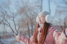 吉林的韩屯村,一到冬天就美成童话世界