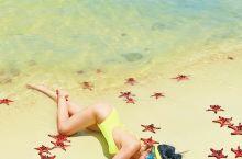 越南富国岛海星沙滩 一个未开发的小众景点