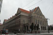 捷克著名学府—布拉格查理大学法学院