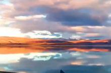 何必去茶卡盐湖与人群合影? 来神湖玛旁雍错, 体验一个人漫步云端